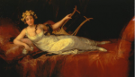 "Francisco De Goya's ""Euterpe"""