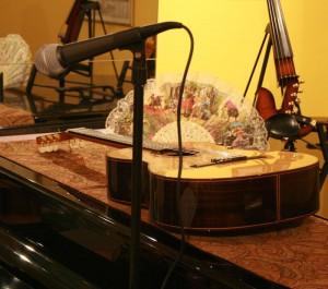 Flamenco at the Long Island Violin Shop