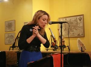 Long Island Poet Annabelle Moseley