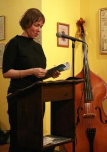 Kim Bridgford at the String Poet Studio Series, March 25 2011