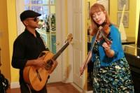 Cady Finlayson and Vita Tanga