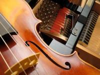Violin and Piano - photo by Belenna Mesa Lauto