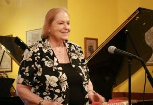 Patricia Fargnoli reads at the 2011 String Poet Award Ceremony