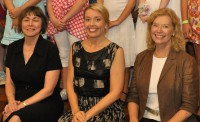 Kim Bridgford, Annabelle Moseley, Cynthia Shor